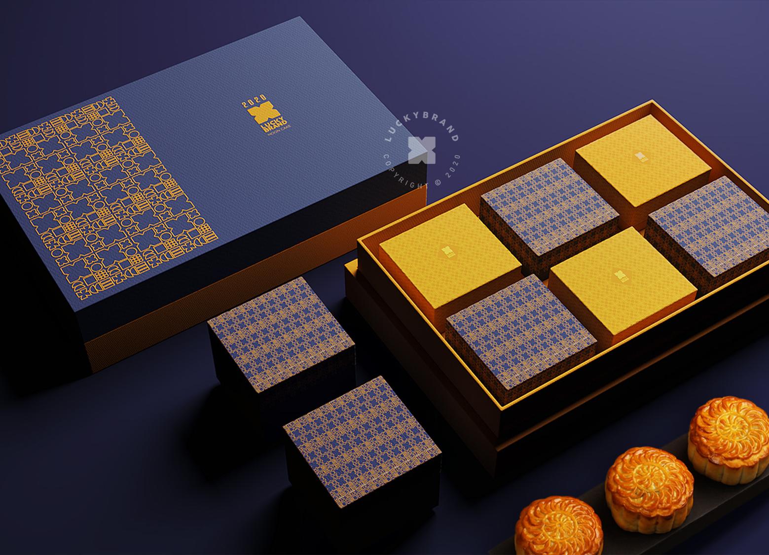 mẫu in hộp hộp bánh trung thu 20