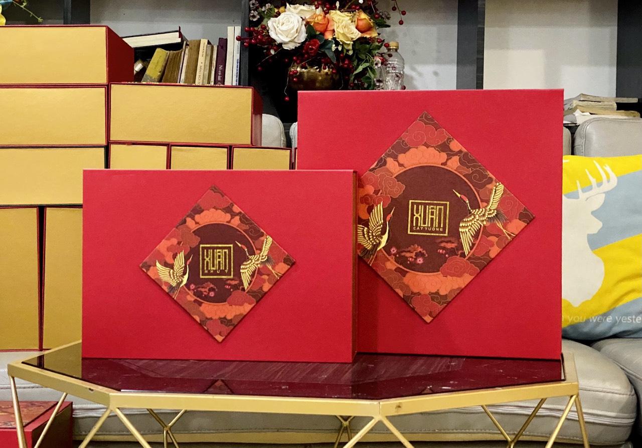 mẫu hộp quà tết 8